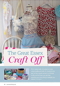The Great Essex Craft Off - Essex Life