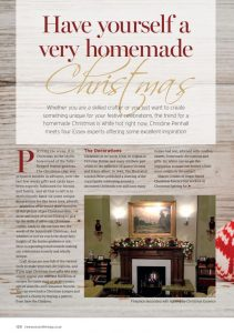 Have yourself a very homemade Christmas - Essex Life