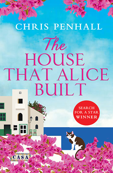 The House That Alice Built by Christine Penhall