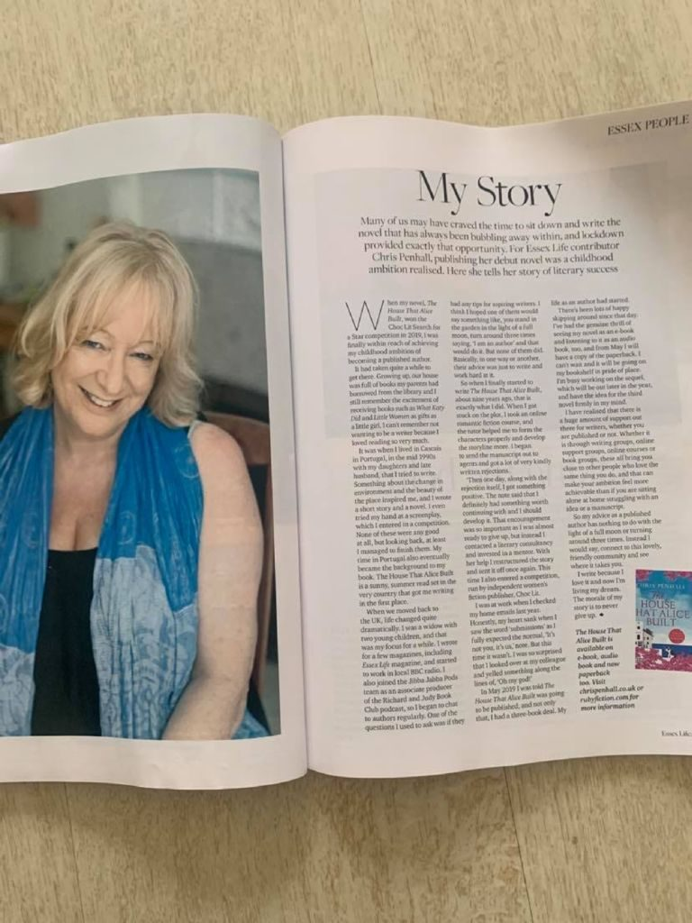 My Story - Essex Life July 2020